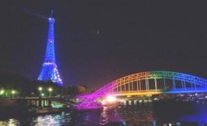 ラ・セーヌ―日本の光のメッセージ