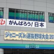 ジャニーズJr.選抜野球大会 2012