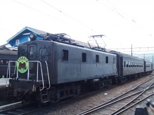 大井川鐵道機関車