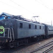 大井川鐵道電機の旅