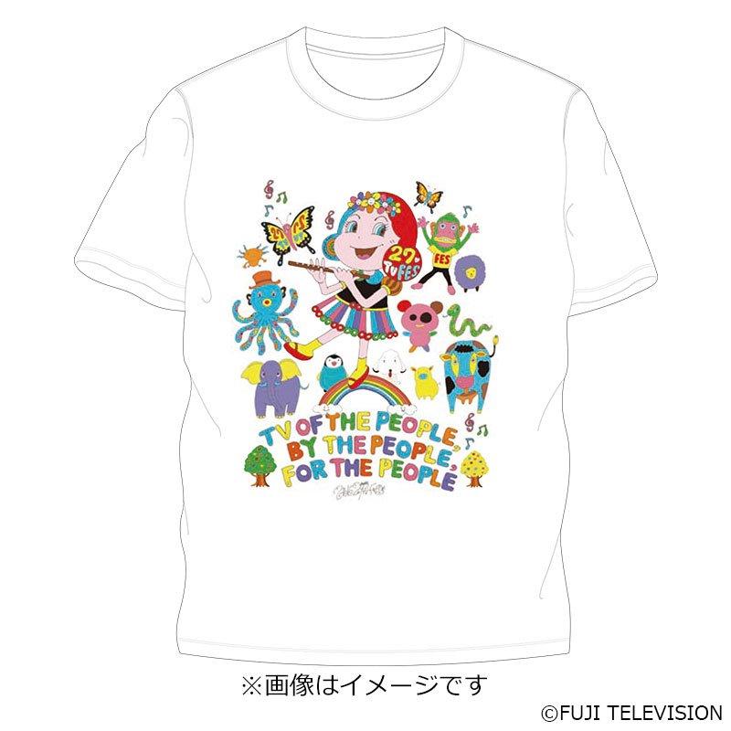 FNS27時間テレビ2016のTシャツ