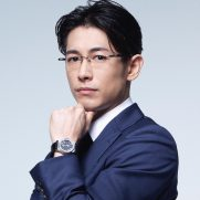 ディーンフジオカ IQ246 メガネ執事
