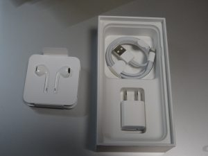 EarPods iphone7 使い方